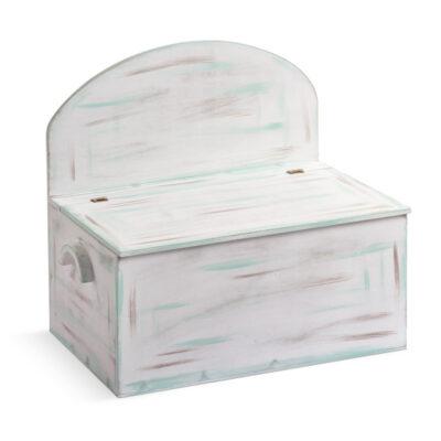 ξύλινο κουτί με πλάτη