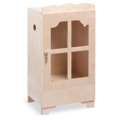 Ξύλινο κουτί ντουλάπα